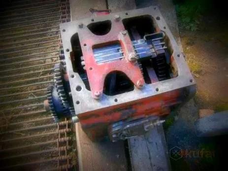 Коробка передач МТЗ 82 80 КПП еще Советская