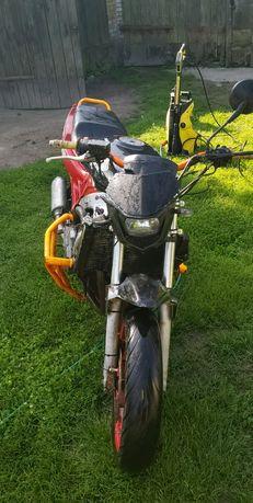 Honda CBR 600 f2 z silnikiem f3 na a2