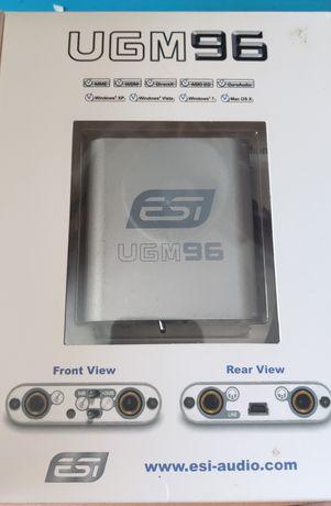 Продам звуковую карту ESI UMG 96
