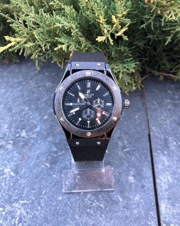 Часы Hublot Black