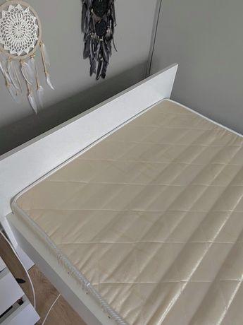 Łóżko Black Red White 90