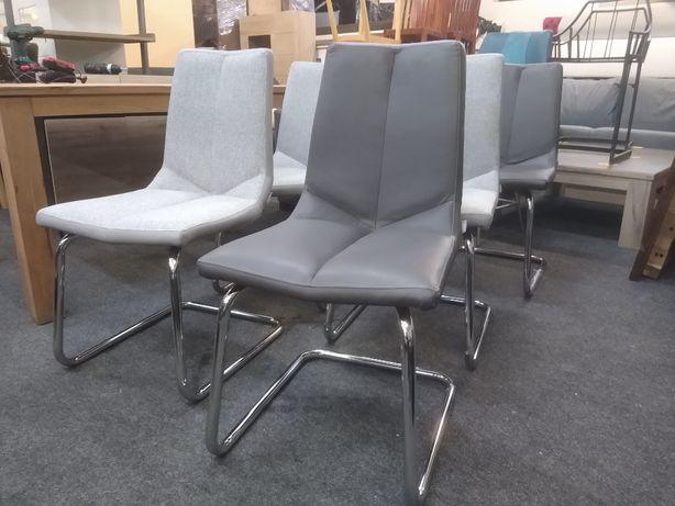 Komplet krzeseł, krzesło,krzesła , Habufa , nowe