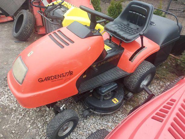 Traktorek Kosiarka Gardenstar , Briggs i Stratton 12.5 hp z koszem