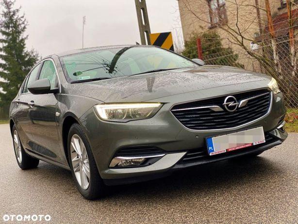 Opel Insignia 1WŁ ASO Salon PL FV23% Turbo Automat Klima dwustrefowa