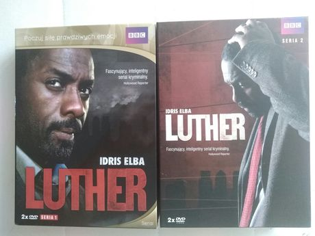 Luther serial kryminalny 1 i 2 sezon