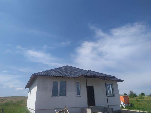 Продажа нового дома в с.Здоровка.