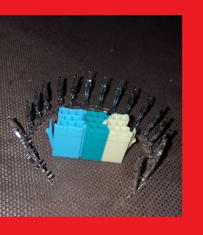 фишка Mini ISO (для магнитофона)