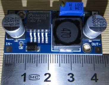 dc lm HV понижающий модуль 4-60 В=3-35 В