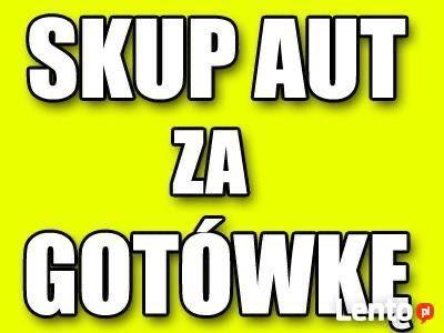 Skup Aut Auto skup Łuków i okolice