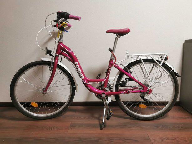 Женский велосипед Romet Panda 24