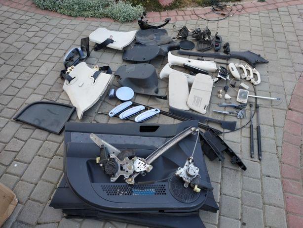 Пластики салона Huyndai Getz