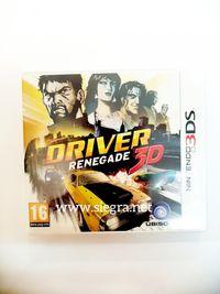 Gra Driver Renegade 3D Nintendo 3ds