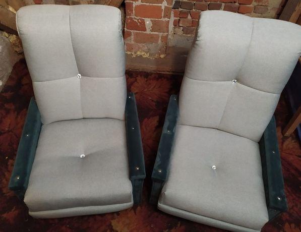 Fotele tapicerowane OKAZJA!!!
