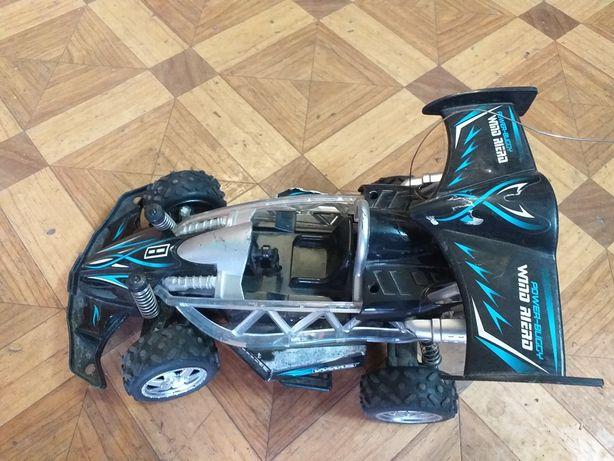 Радиоуправляемая машинка Power-buggy.