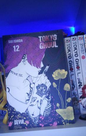 Manga Tokyo ghoul volume 12 Devir