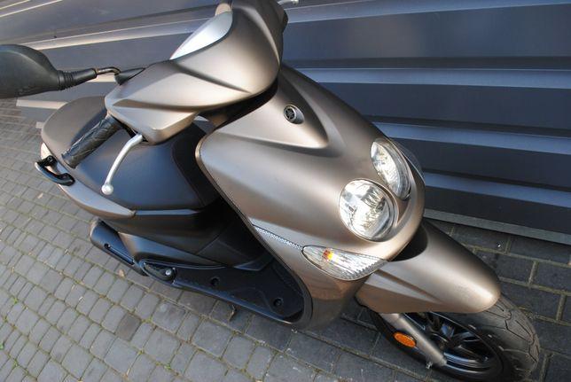 Yamaha Neos 50 4T CHŁODZONY CIECZĄ RATY transport