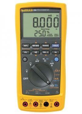 Miernik przemysłowy FLUKE 789 processmeter