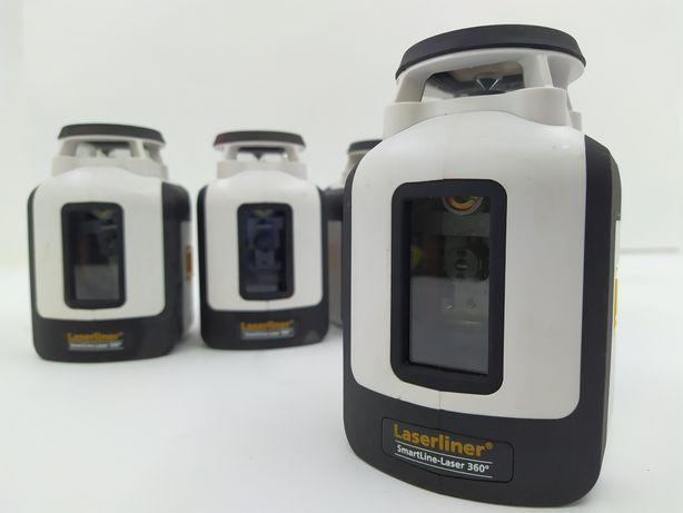 Лазерный уровень Laserliner SmartLine-lazer 360°