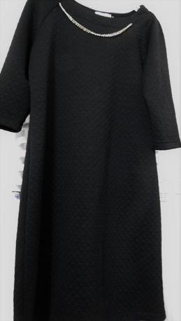 Czarna nowa sukienka 36, 38, 40