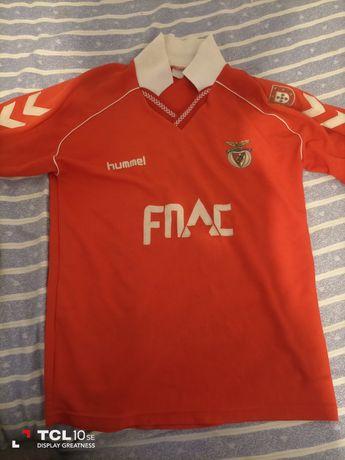 Camisola e calção do Benfica fnac