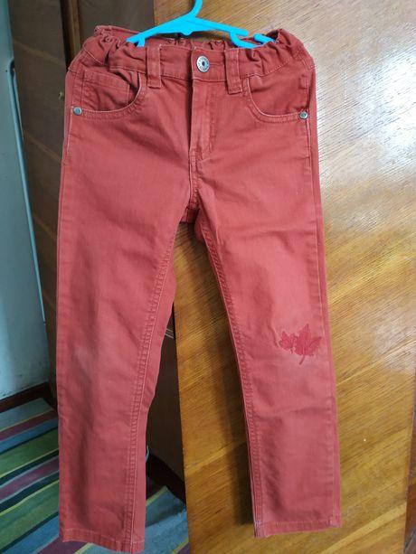 Джинсовые брюки KappAhl (шведский бренд), рост 116 см, 5-6 лет
