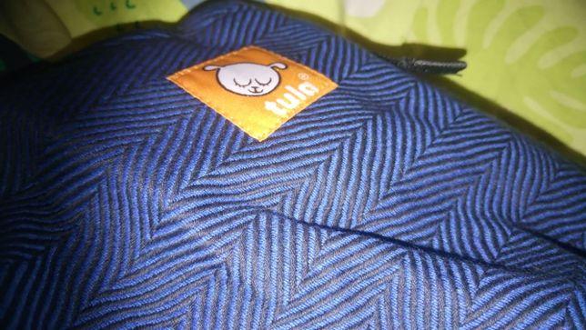 Nowe nosidło z chusty Tula baby tula toddler Didymos lisca achat