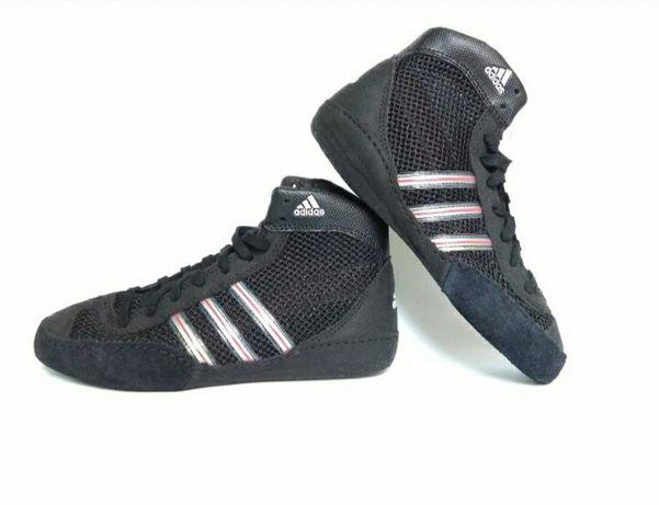 Детские борцовки Adidas combat speed 3, р.35