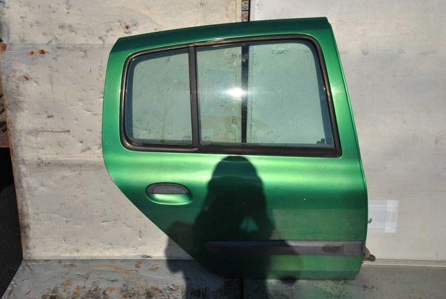 Drzwi prawy tył Renault Clio II