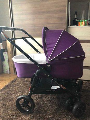 коляска длі двійні  Valco baby Snap Duo   2в1