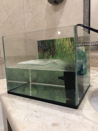 Продам аквариум с фильтром.
