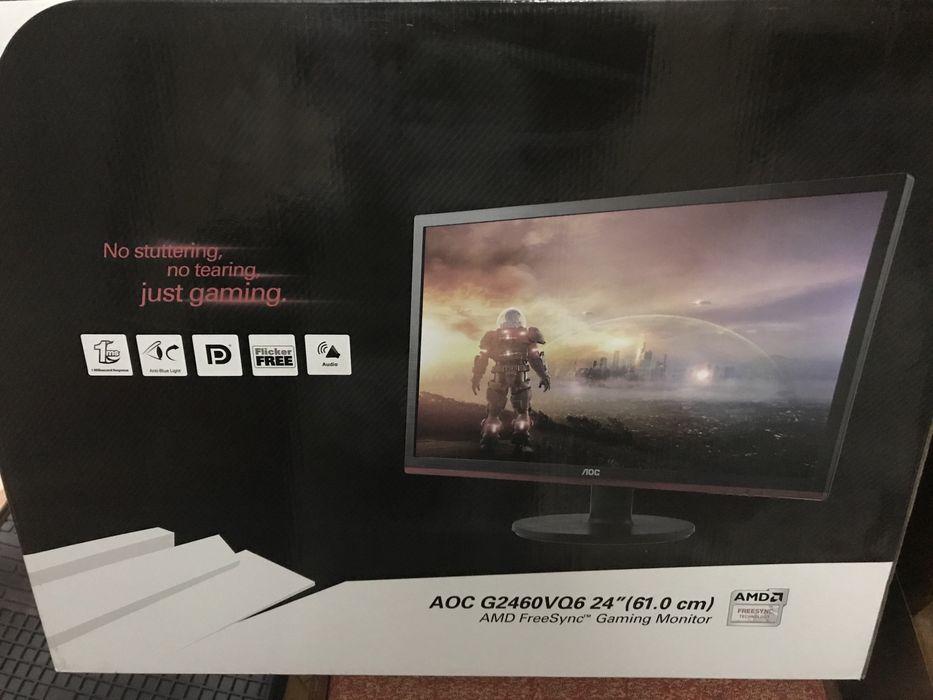 Игровой монитор АОС G2460VQ6 Киев - изображение 1