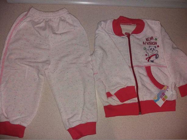 Спортивний костюм для дівчинки