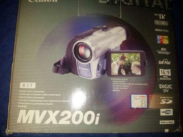 Видео камера мvx200i (нецыфровая)