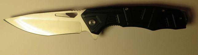 Nóż składany folder fliper wspomaganie otwierania
