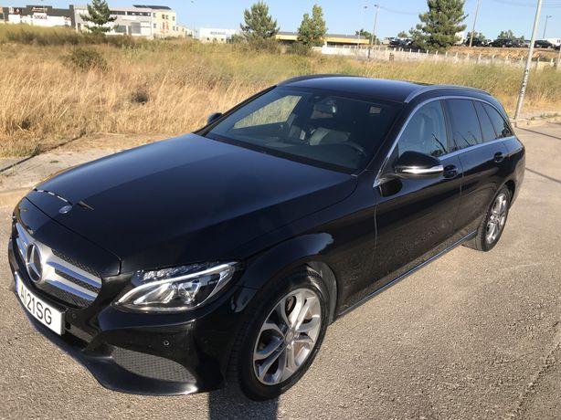 Mercedes- benz c200 cdi bluetec 136cv  avantgard+ 2015 aceito troca