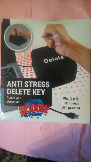 Klawisz Delete na USB