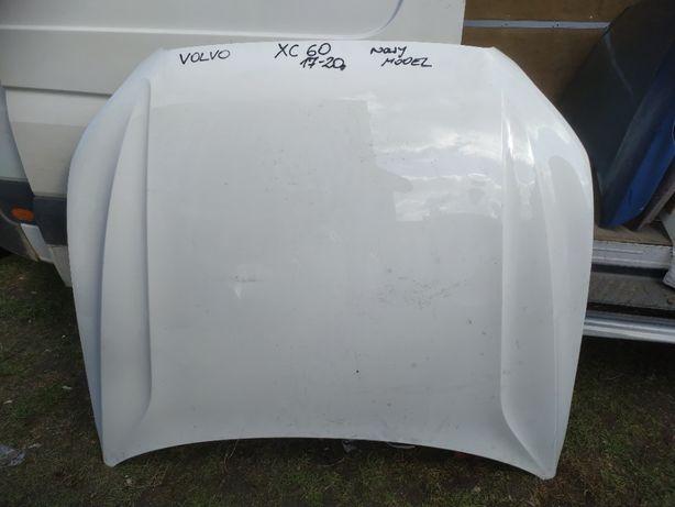 volvo XC60 17-20r. maska