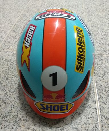Capacete B'Twin Unscar Jr Racing