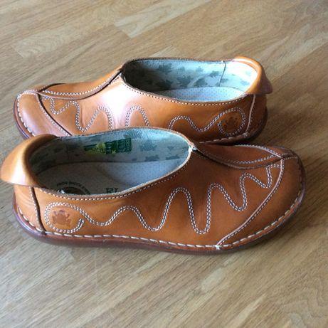 Sapatos em pele da El Naturalista