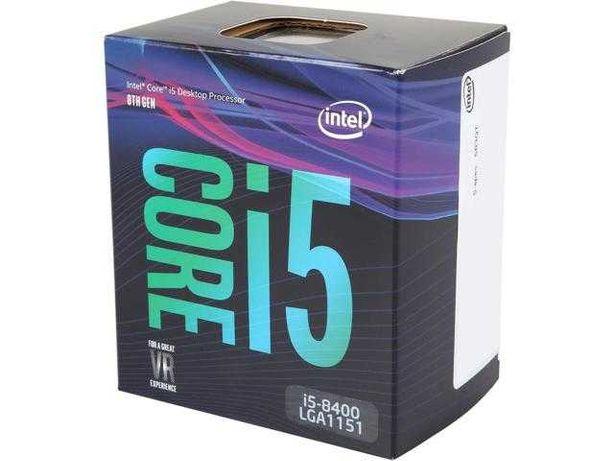 Процессор Intel core i5 8400