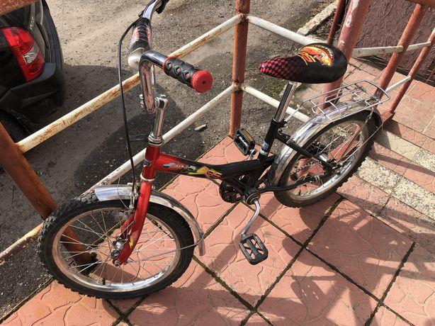 Велосипед в хорошем состоянии, 18 колеса