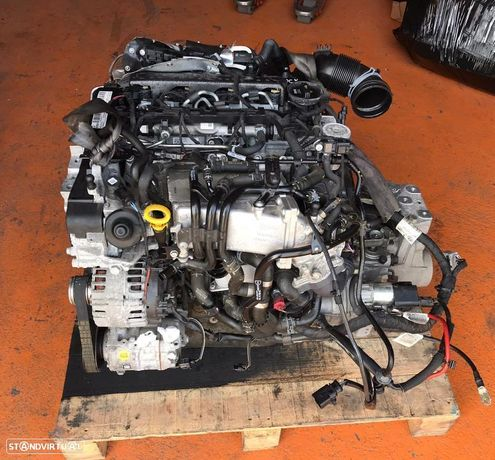 Motor VW Golf VII / Audi A3 2.0 Tdi Ref. DCY
