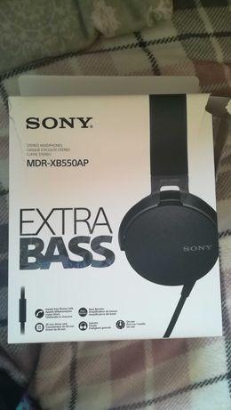 Słuchawki Sony MDR-XB550AP