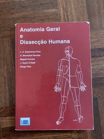 Anatomia Geral e Dissecção Humana