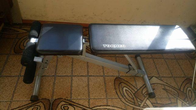 Тренажер скамейка