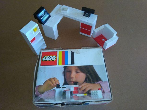 1974 Lego Antigo 295: Secretary's desk