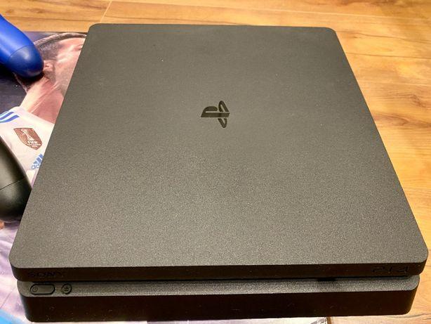 Sony Playstation PS4 Slim 1TB +2 джойстика Dualshock, Идеал 10 из 10!