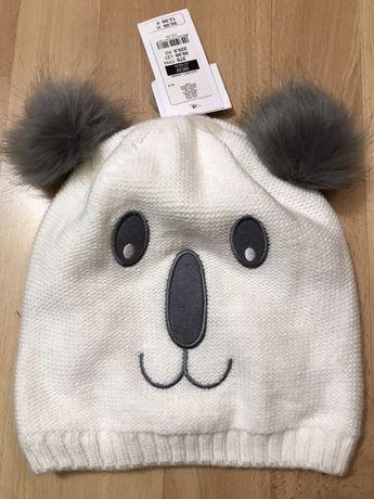Nowa czapka ** Cool Club ** 58cm ** jesień / zima