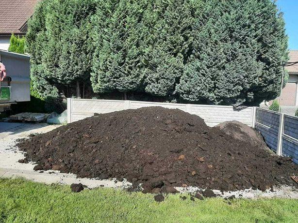 Torf,ziemia ogrodowa, podłoże ogrodnicze ekologiczne.