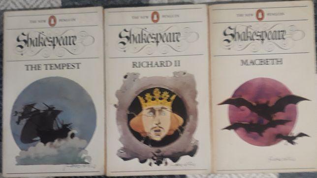 Obras de Shakespeare da The New Penguin